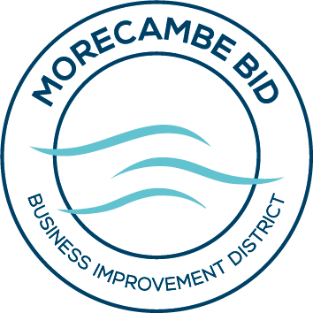 The logo for Morecambe Improvement District
